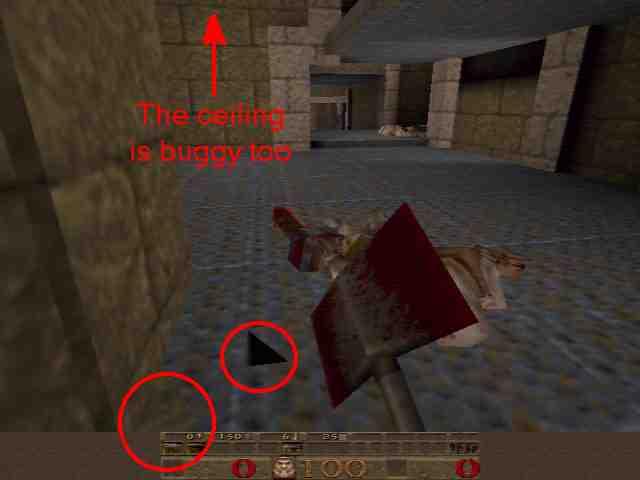 Quake Info Pool - Classic Quake - Map Bugs